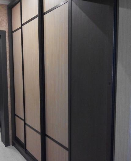 Большой шкаф-купе-Шкаф-купе с зеркалом «Модель 56»-фото9